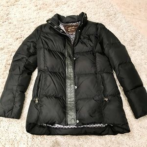 COACH Down filled puffer jacket